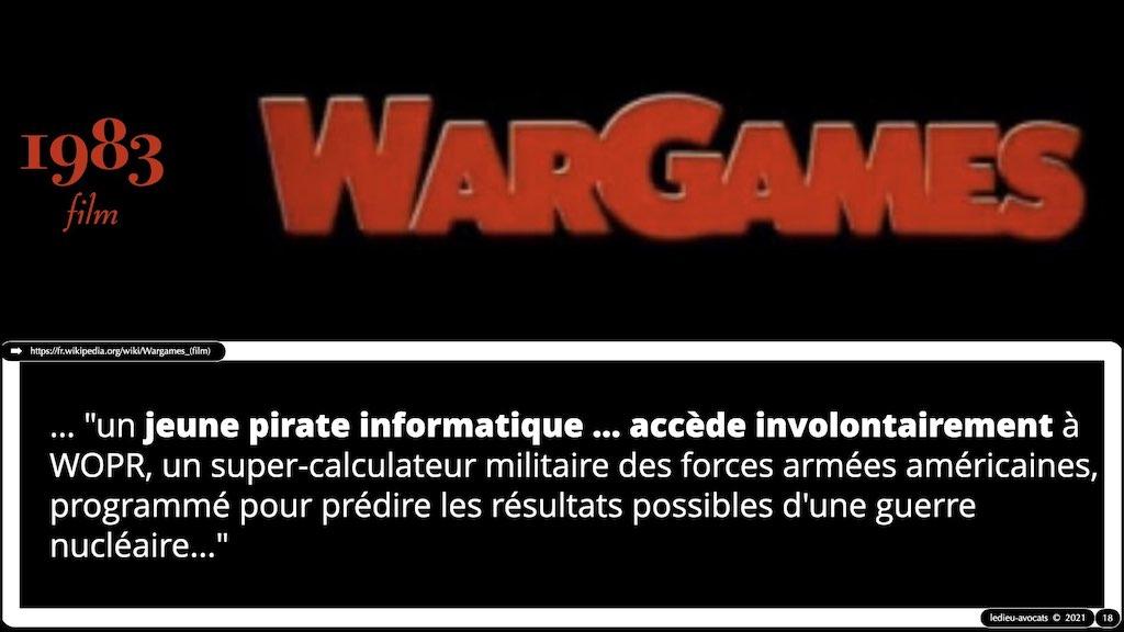 #350 cyber sécurité cyber attaque #02 CHRONOLOGIE 1945-2021 © Ledieu-Avocats technique droit numérique.018