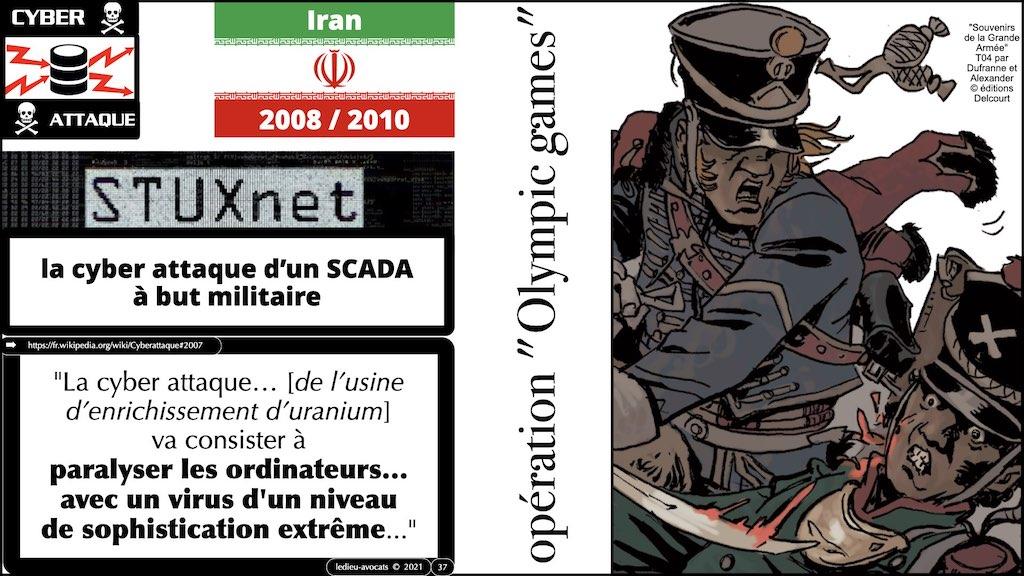 #350 cyber sécurité cyber attaque #02 CHRONOLOGIE 1945-2021 © Ledieu-Avocats technique droit numérique.037