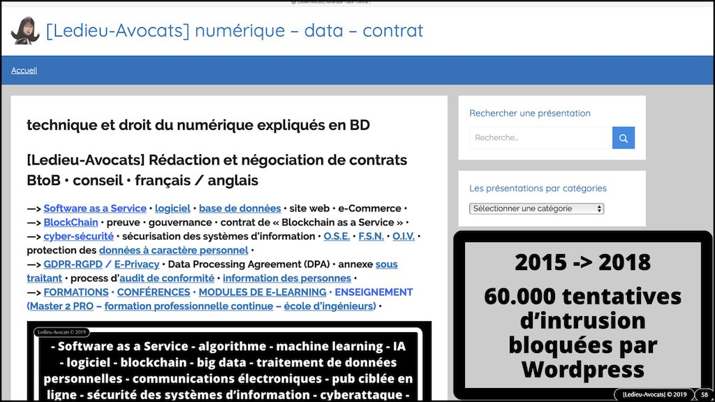 #350 cyber sécurité cyber attaque #02 CHRONOLOGIE 1945-2021 © Ledieu-Avocats technique droit numérique.058