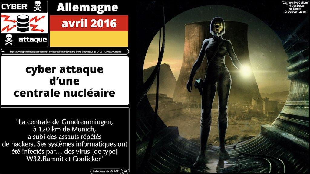 #350 cyber sécurité cyber attaque #02 CHRONOLOGIE 1945-2021 © Ledieu-Avocats technique droit numérique.061