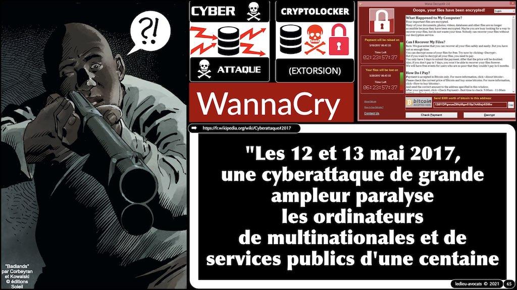 #350 cyber sécurité cyber attaque #02 CHRONOLOGIE 1945-2021 © Ledieu-Avocats technique droit numérique.065