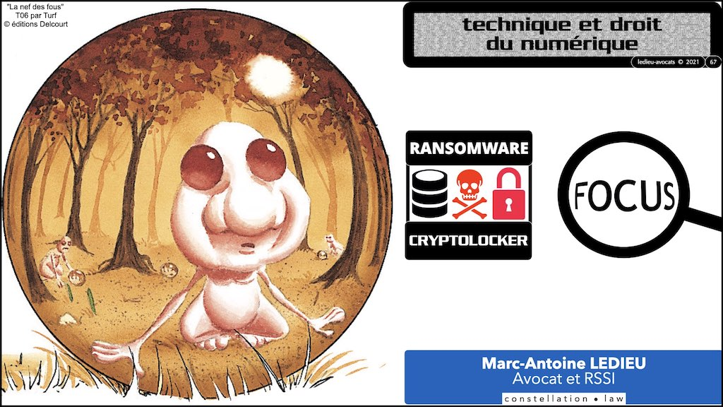 #350 cyber sécurité cyber attaque #02 CHRONOLOGIE 1945-2021 © Ledieu-Avocats technique droit numérique.067