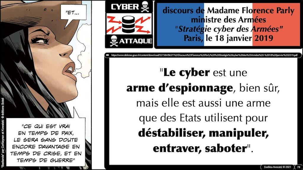 #350 cyber sécurité cyber attaque #02 CHRONOLOGIE 1945-2021 © Ledieu-Avocats technique droit numérique.078