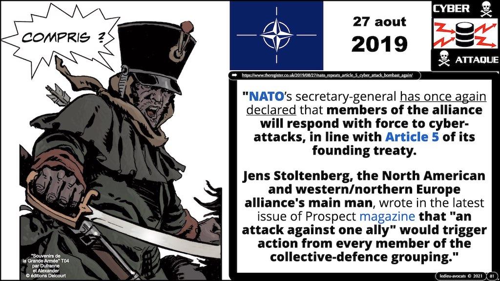 #350 cyber sécurité cyber attaque #02 CHRONOLOGIE 1945-2021 © Ledieu-Avocats technique droit numérique.081