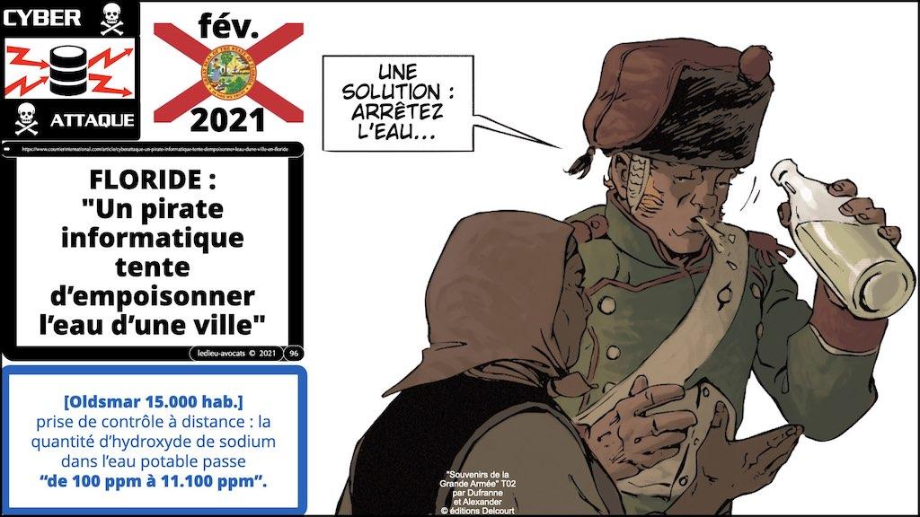 #350 cyber sécurité cyber attaque #02 CHRONOLOGIE 1945-2021 © Ledieu-Avocats technique droit numérique.096