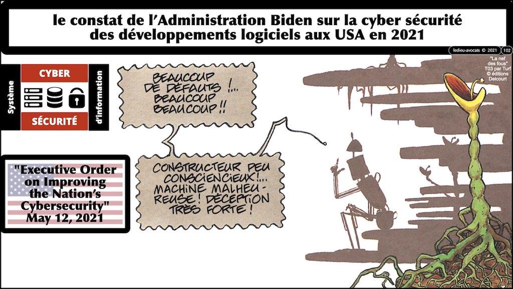 #350 cyber sécurité cyber attaque #02 CHRONOLOGIE 1945-2021 © Ledieu-Avocats technique droit numérique.102