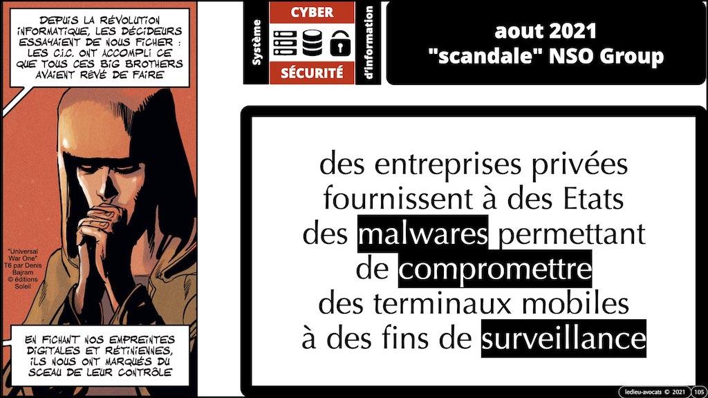 #350 cyber sécurité cyber attaque #02 CHRONOLOGIE 1945-2021 © Ledieu-Avocats technique droit numérique.105