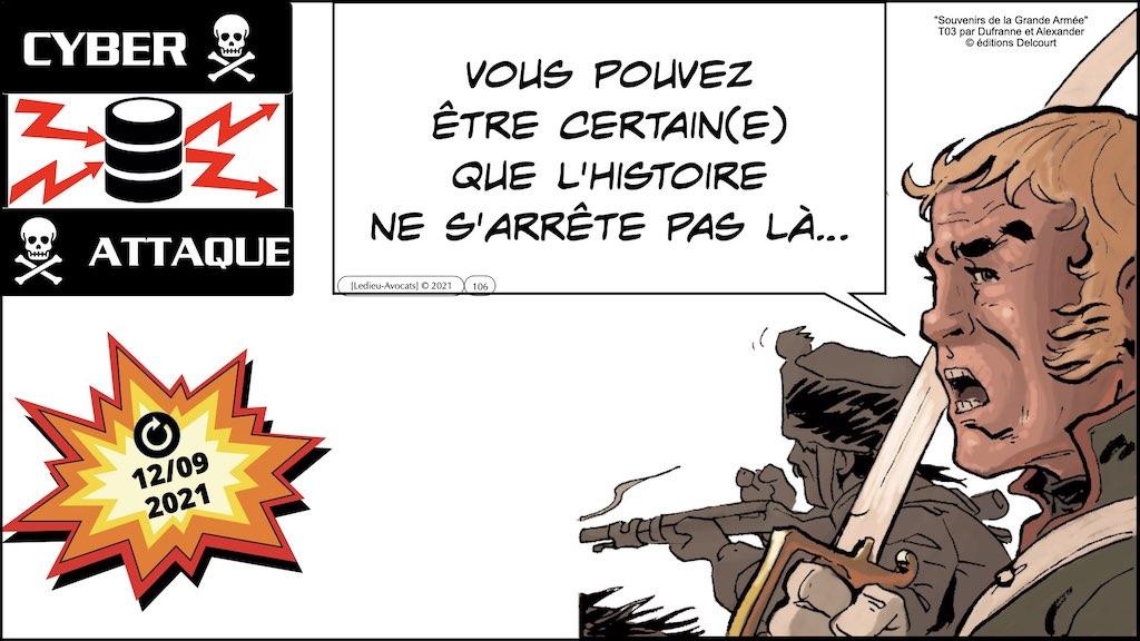 #350 cyber sécurité cyber attaque #02 CHRONOLOGIE 1945-2021 © Ledieu-Avocats technique droit numérique.106
