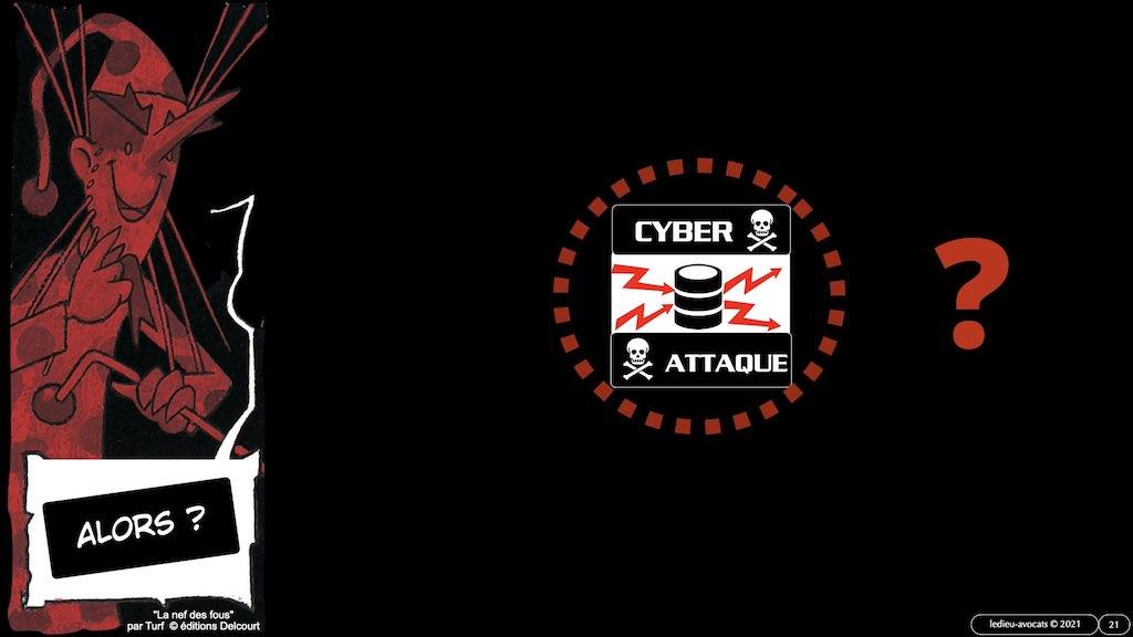 #350 cyber sécurité cyber attaque #11 DEFINITION civile et militaire + SYNTHESE © Ledieu-Avocats technique droit numérique.021