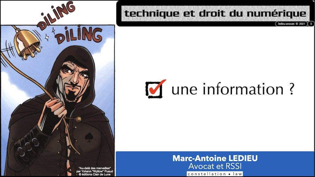#353-01 #INFORMATION #MESSAGE #SIGNAL © Ledieu-Avocats technique droit numerique.005