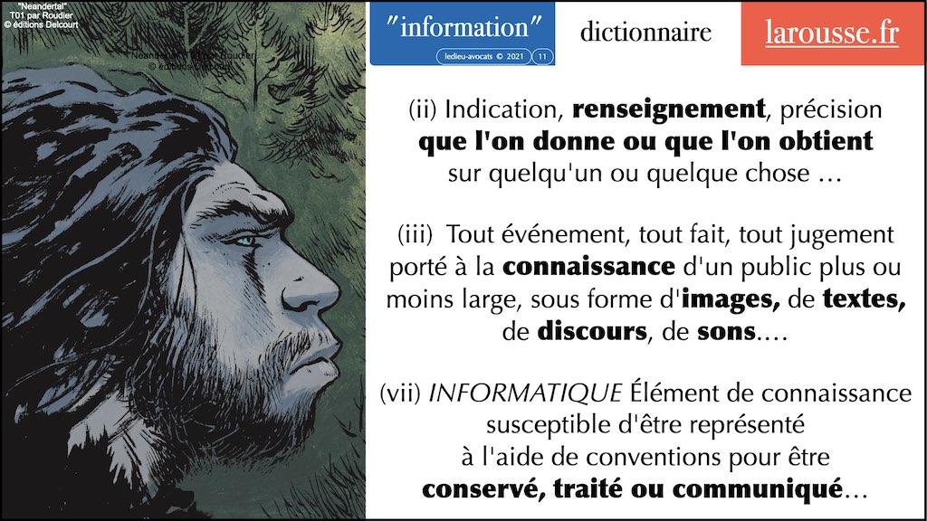 #353-01 #INFORMATION #MESSAGE #SIGNAL © Ledieu-Avocats technique droit numerique.011