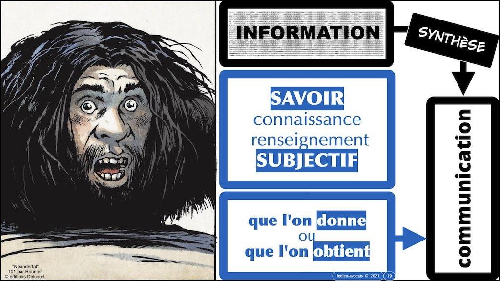 #353-01 #INFORMATION #MESSAGE #SIGNAL © Ledieu-Avocats technique droit numerique.019