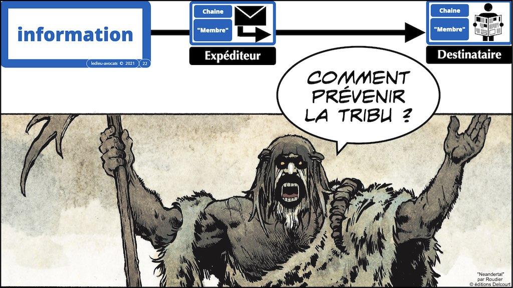 #353-01 #INFORMATION #MESSAGE #SIGNAL © Ledieu-Avocats technique droit numerique.022
