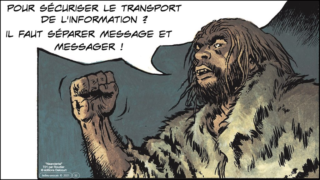 #353-01 #INFORMATION #MESSAGE #SIGNAL © Ledieu-Avocats technique droit numerique.032