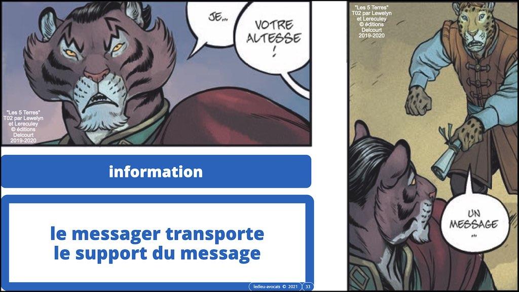 #353-01 #INFORMATION #MESSAGE #SIGNAL © Ledieu-Avocats technique droit numerique.033