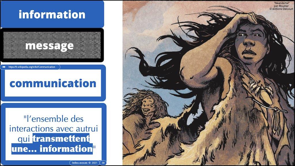 #353-01 #INFORMATION #MESSAGE #SIGNAL © Ledieu-Avocats technique droit numerique.038
