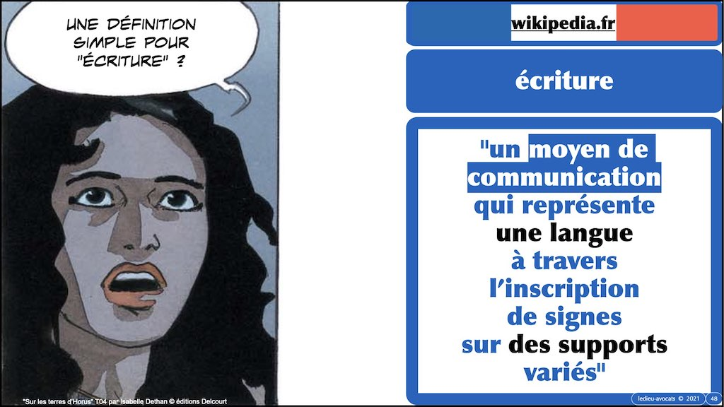 #353-01 #INFORMATION #MESSAGE #SIGNAL © Ledieu-Avocats technique droit numerique.048