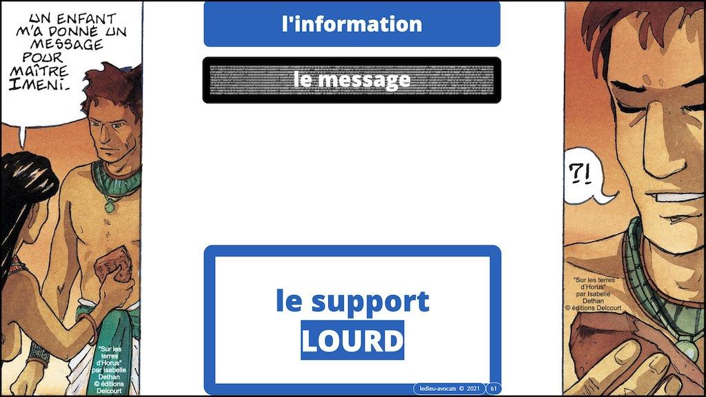 #353-01 #INFORMATION #MESSAGE #SIGNAL © Ledieu-Avocats technique droit numerique.061