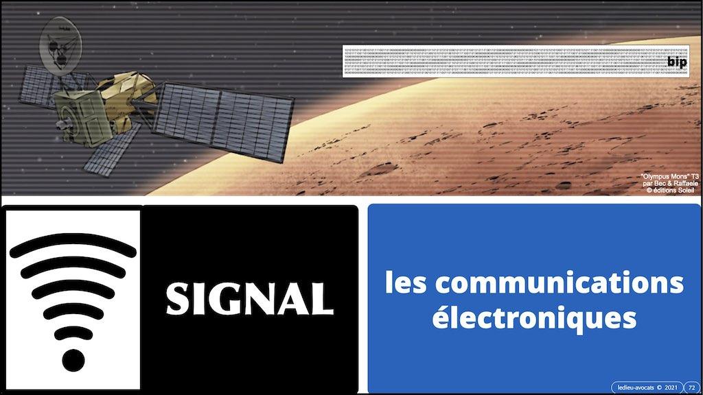 #353-01 #INFORMATION #MESSAGE #SIGNAL © Ledieu-Avocats technique droit numerique.072