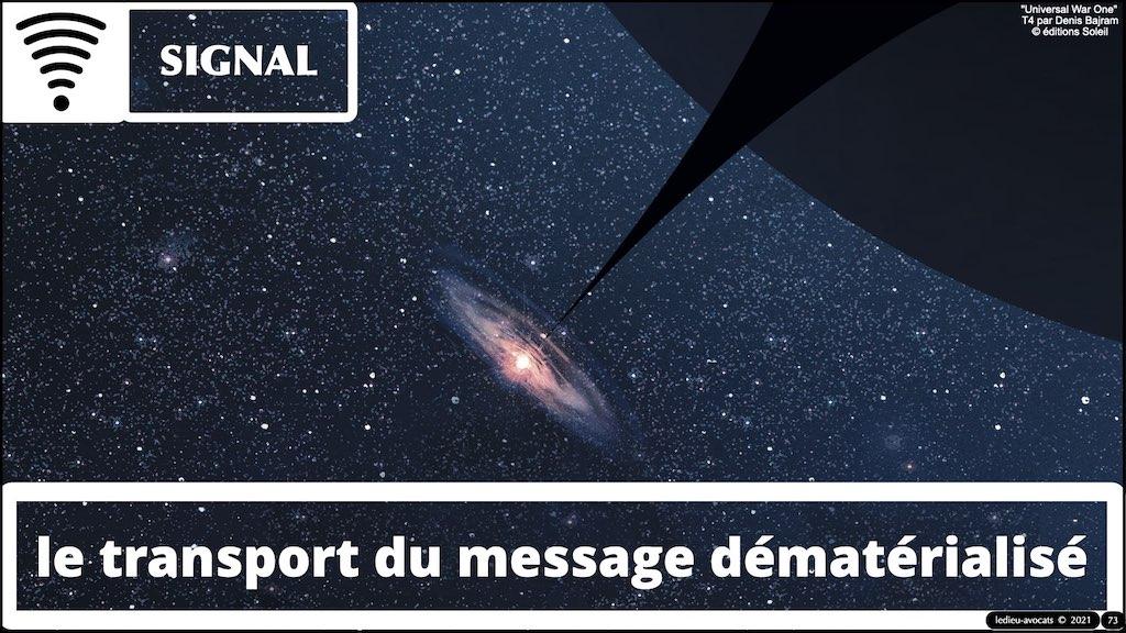 #353-01 #INFORMATION #MESSAGE #SIGNAL © Ledieu-Avocats technique droit numerique.073