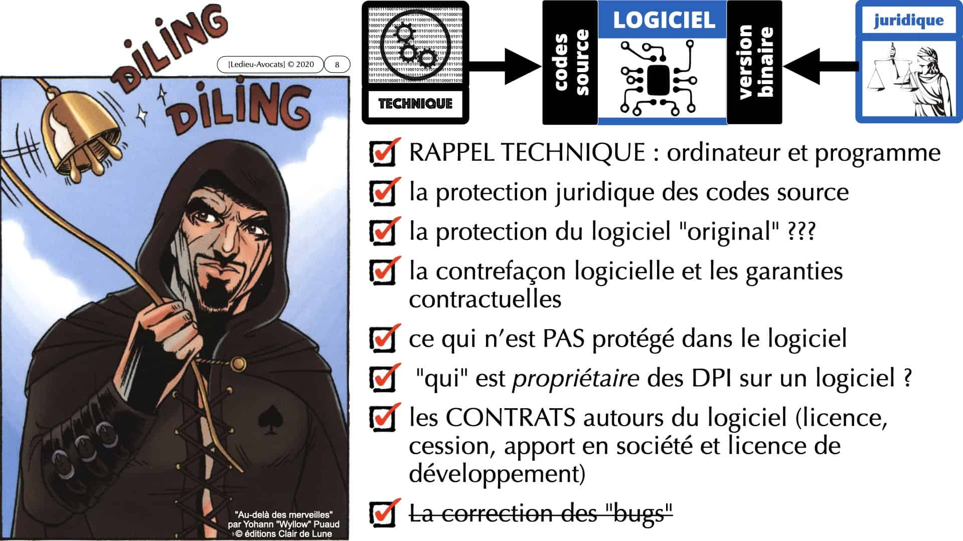 logiciel juridique et technique
