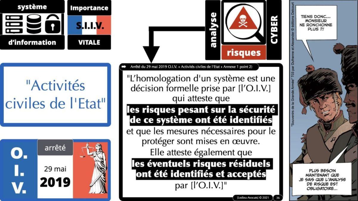 342 cyber sécurité #2 OIV OSE analyse risque EBIOS RM © Ledieu-avocat 15-07-2021.036