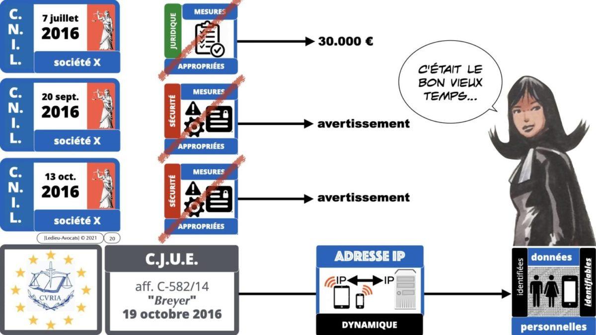 RGPD e-Privacy principes actualité jurisprudence ©Ledieu-Avocats 25-06-2021.020