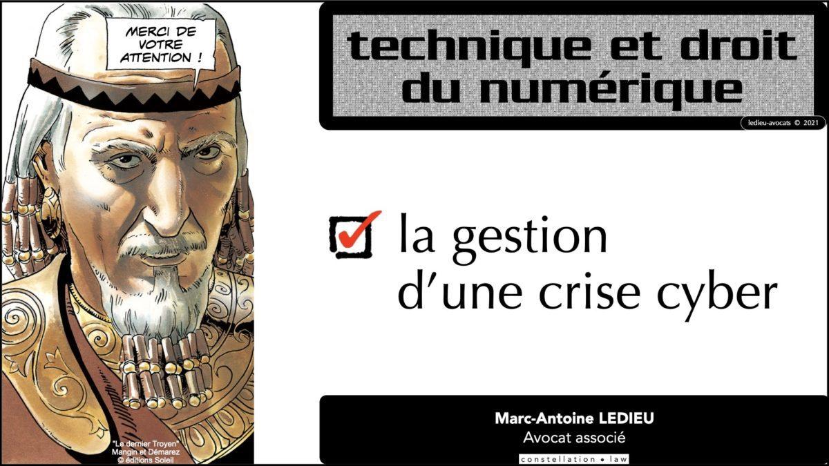 344 GESTION CRISE CYBER © Ledieu-Avocats technique droit numérique 07-09-2021.071
