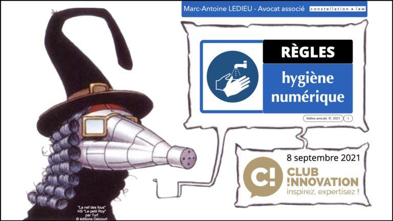 10 commandements hygiène numérique © Ledieu-Avocats technique droit numérique
