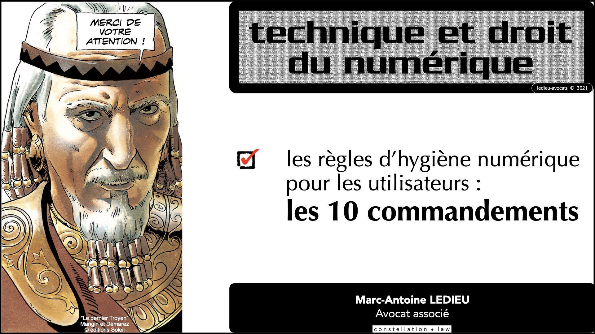 345 10 commandements hygiène numérique © Ledieu-Avocats technique droit numérique 07-09-2021.030