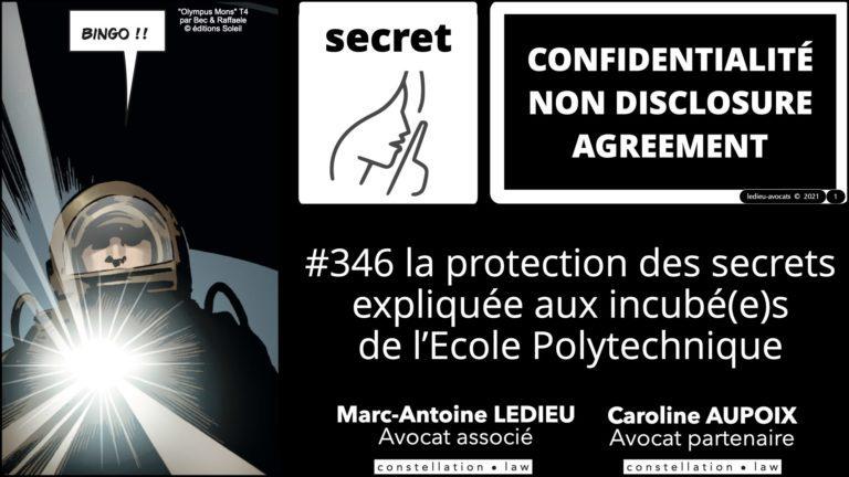 zOOm X'UP SECRET d'affaire confidentialité non disclosure NDA © Ledieu Avocats technique droit numerique BLOG en BD